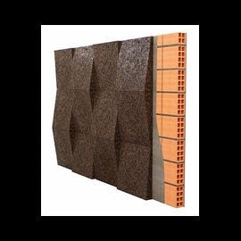 3D панели Taper 500✕500✕20-50 мм, Размер листа: 500✕500✕20-50 мм