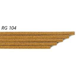 Порожек пробковый RG 104, Цвет: Дуб, Размер: 900✕7✕15 мм