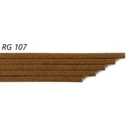 Порожек пробковый RG 107, Цвет: Орех светлый, Размер: 900✕7✕15 мм