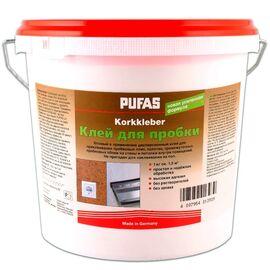 Клей Pufas Korkkleber - 8 кг, Норма упаковки: 8 кг
