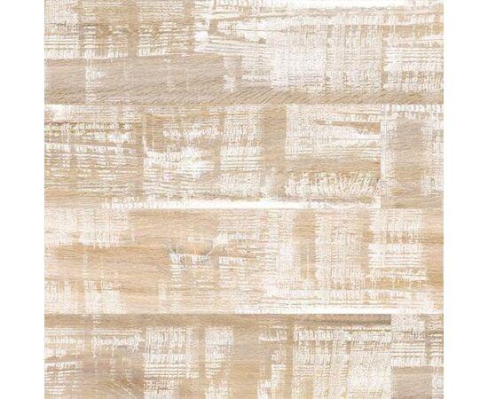 Клеевой пробковый пол Corkstyle Color Dolomit White, Монтаж: Клеевой