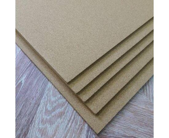 Мелкозернистый пробковый лист, толщина 7 мм, Размер листа: 940✕635✕7 мм