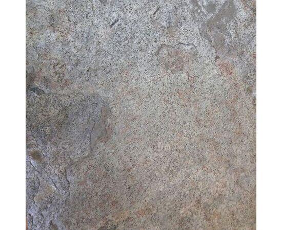 Настенная панель с каменным шпоном Slate Verde Gris