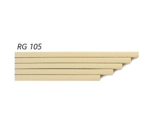 Пробковый компенсатор Amorim под лаком RG 105, толщина 7 мм, Цвет: Крем, Размер: 900✕7✕15 мм