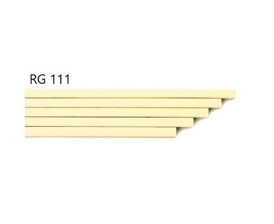 Пробковый компенсатор Amorim под лаком RG 111, толщина 7 мм, Цвет: Белый ясень, Размер: 900✕7✕15 мм