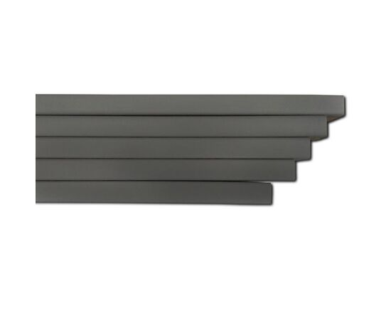Пробковый компенсатор Amorim под лаком Темно-серый RG 113, Цвет: Темно-серый, Размер: 900✕7✕15 мм