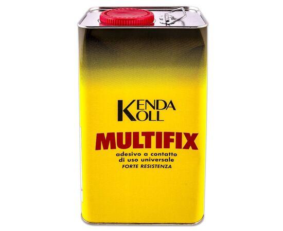 Контактный клей для пробки на растворителях Multifix - 4 кг, Норма упаковки: 4 кг