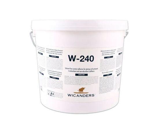 Контактный водный клей для пробки Wicanders W-240, емкость 5 кг, Норма упаковки: 5 кг
